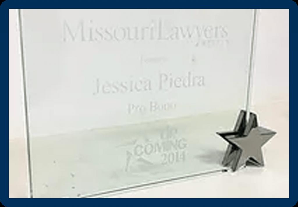 Missouri Lawyers - Jessica Piedra